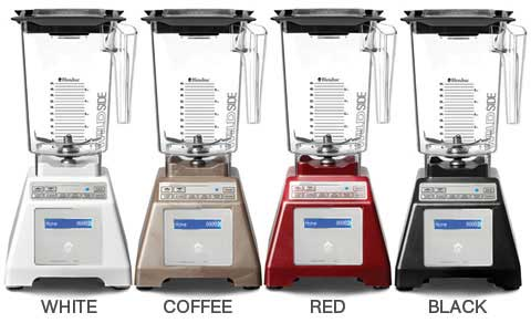 Blendtec Total Blender WildSide Colors