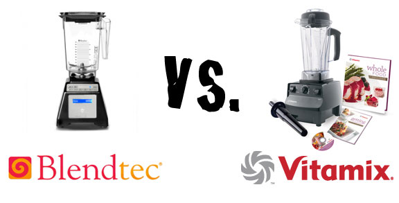 Blendtec vs. Vitamix
